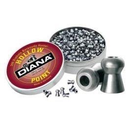 Diana Hollow Point Baracuda Diabolo 0,67 g, 10.34 gr 4.5mm 400 Pellets