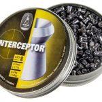 BSA INTERCEPTOR HOLLOW POINT PELLETS .177CAL / 4.5MM / 7.56 Grains