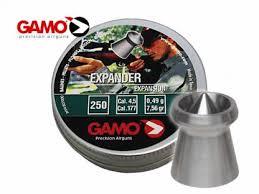 GAMO EXPANDER .177 CAL, 7.87 GRAINS, HOLLOW POINT