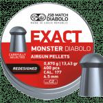 JSB EXACT MONSTER .177 CAL, 13.43 GRAINS, 400 PELLETS
