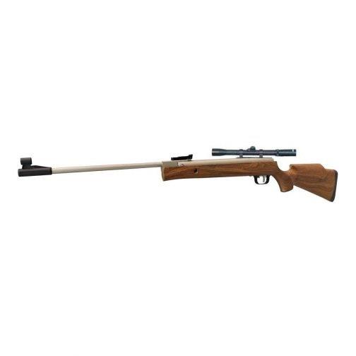 Precihole NX200 Rust Proof Wood Finish Athena Sports Air Rifle