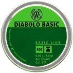 Diabolo Basic .177 Cal, 7.0 Grains, 4.50mm