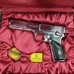 Air Gun Pistol Blanca Rio