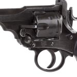 WEBLEY MKVI Pellet Co2 Air Revolver,Battlefield Finish