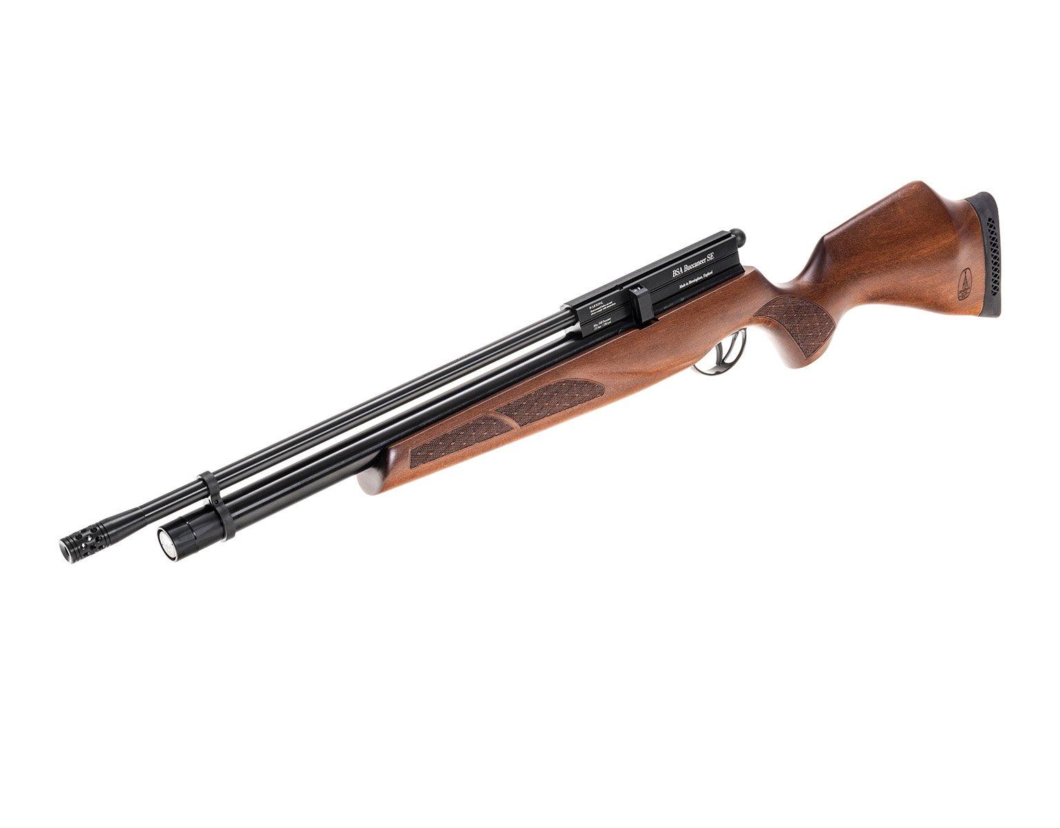 BSA Buccaneer SE – WOODEN .177 PCP Air Rifle