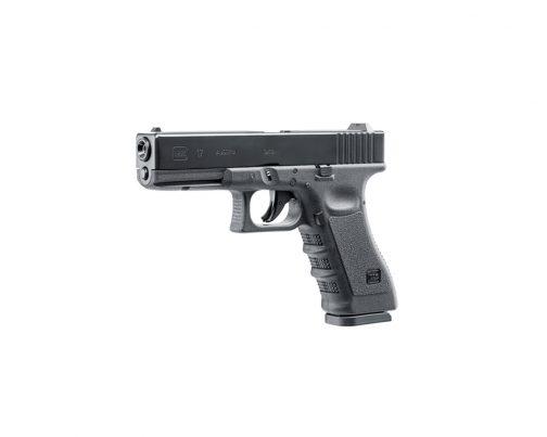 Glock 17 Gen3 Cal .177, CO2 pistol